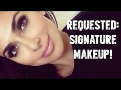 REQUESTED: My Signature Look!/مكياجي المفضل