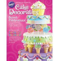 2012 Wilton Yearbook of Cake Decorating.