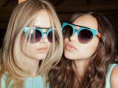 Blue - hot color for summer 2013