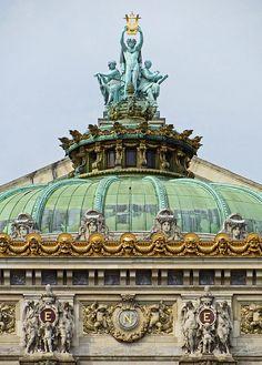 Opera Garnier Paris France