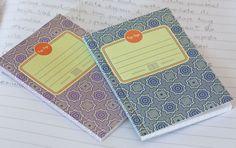 New lega-lega notebooks available on www.lega-lega.com!