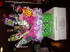 OMG. I LOVE this! Someone please make this for my 21st birthday!!!