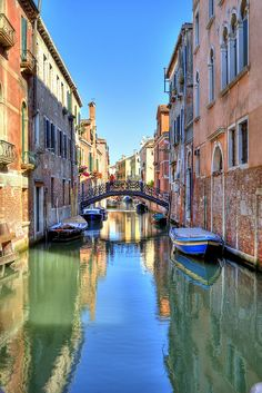 Visit Venice, Italy