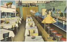 The Crest-Hi Restaurant in Alberquerque, NM (from Wikimedia Commons)