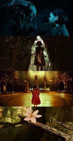 Pan's Labyrinth.