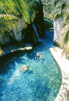 Xcaret, Mexico. @Devin Goldsmith can we go back?!