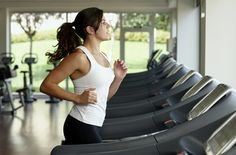 Interval workouts burn more fat. Here's one with a treadmill