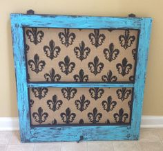 Old Decorative Window by MadnessMomma on Etsy, $40.00
