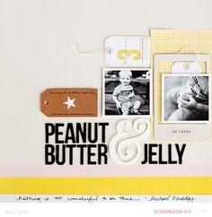 PB&J  by Kelly Noel at @studio_calico