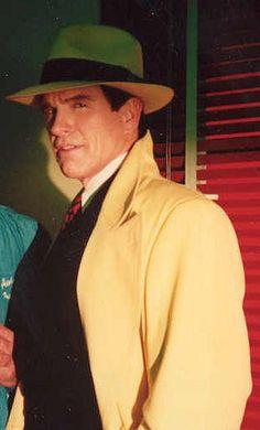 Warren Beatty - Dick Tracy