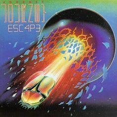 1981-This album was just flat out cool.