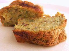 Zucchini Corn Bread
