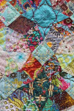 Little Island Quilting: Contentment