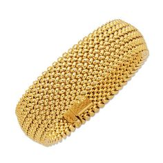 Gold Jewelry - super duo beads