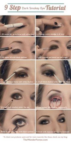 #eyes #eyes #beauty #fashion #beuatiful #makeup #style #look #nice #pretty #like #love #cool #awesome #eyelash #eyelashes