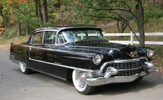 1955 Cadillac Fleetwood 60 Special from Driving Miss Daisy