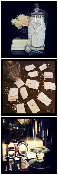 LOVE THIS IDEA!  a jar full of the happy memories from the year to be pulled out on NYE!