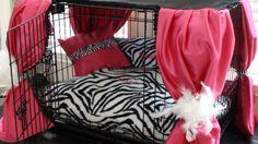 pretty pet bed