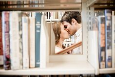 Library Engagement Session... always wanted to do a Library session!
