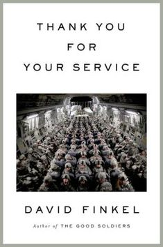 Thank You for Your Service.  Click on the book cover to request this title at the Bill or Gales Ferry Libraries. 11/13