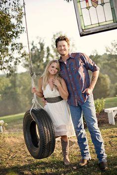 Blake Shelton & Miranda Lambert: They're just so darn cute!