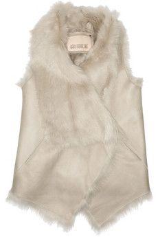 karl donoghueshearl, casaco, moda militar, donoghueshearl gilet, fur, style de, style file, karl donoghuenbsp, person style