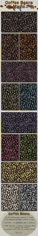 Coffee Beans Magic
