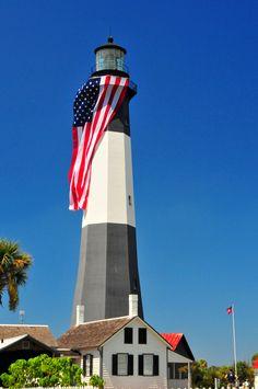 Tybee Island Lighthouse, Savannah