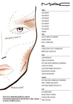Face Highlighting & Contouring