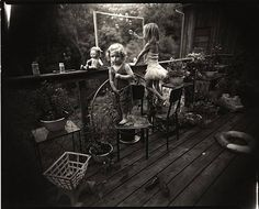"'it never occurred to me to leave home to make art"": sally mann photography"