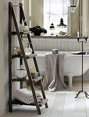 No. I really love ladders.