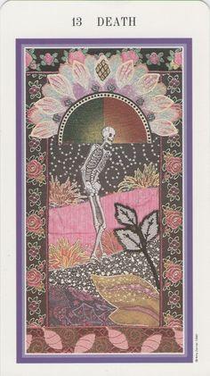 Death - The Enchanted Tarot