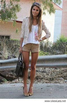 Summer style - Casual - LikeaLady.net