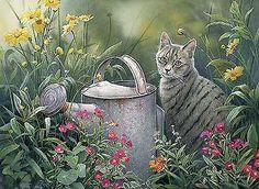 Sabrina's Garden by Susan Bourdet