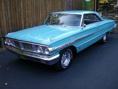 #Oldschool #Ford #Galaxie #Cars