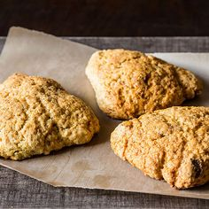 Vanilla Fig Scones R