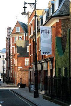 Grays Antique Centre (London Walk 4-1)