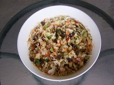 Maggie's Everything Slaw dish, salad, cook, side, maggi, food, pinch recip, eat, slaw recip