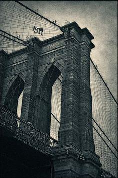 Brooklyn Bridge, Larry Nicosia Photo