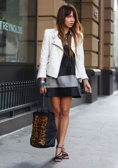 Perfect Ombre - Julie Sarinara - Sincerely, Jules (great photography/fashion too)