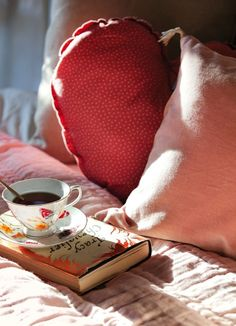 #reading, #books, #tea