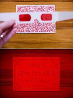 DIY Decoder Save the Dates | 25 Creative Invitations