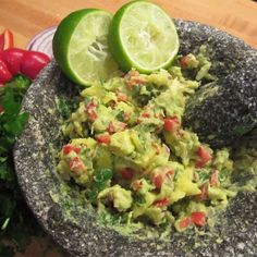DIP INTO THIS: Mango and avocado guacamole PLUS 9 more insanely delicious Cinco de Mayo party recipes: http://www.womenshealthmag.com/nutrition/guacamole-recipes