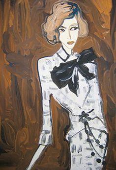 artist, Tanya Ling