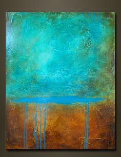 Beautiful abstract by Charlen Williamson, Yuma Arizona