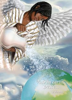 The gallery for --> African American Baby Boy Angels