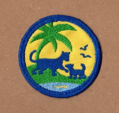 Some little kid would love this Go Diego Go Patch by Neither Sparky $8 #kids #etsy