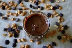 Make your own Chocolate Peanut Butter with this recipe.