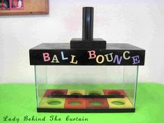 fall festival skee ball | Ball Bounce Game (All Ages) - Lady Behind the Curtain