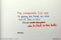 balls, inspir quot, blog